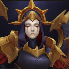 Iron Inquisitor Kayle Update Model 3 (by Riot Artist <a rel=