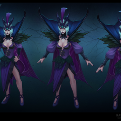 Ravenborn LeBlanc Model 1 (by Riot Artist <a href=