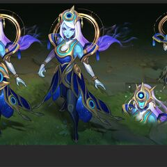 Cosmic Lux Concept 1 (by Riot Artist <a href=