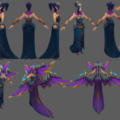 Victorious Morgana Update Model 2 (by Riot Artists <a href=
