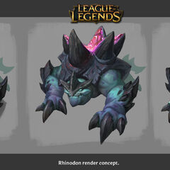 Odyssey Rhinodon Concept 2 (by Riot Artists <a rel=