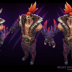 Beast Hunter Draven Model 1 (by Riot Artist <a href=