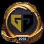 Emotka Mistrzostwa 2018 – Złote GEN