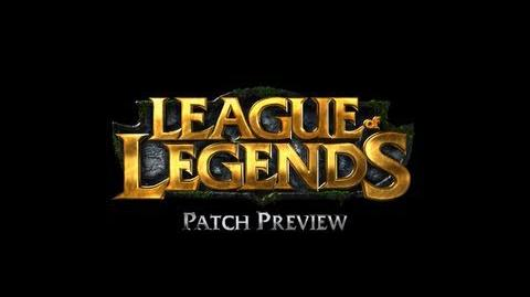 League of Legends - Patch Notes Preview 1.0.0