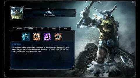 Prezentacja Bohatera - Olaf, Berserker