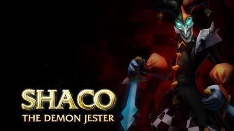 Prezentacja Bohatera - Shaco, Demoniczny Błazen