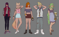 Star Guardian Starfall Concept 07