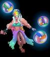 Syndra Poolparty-Syndra (Regenbogen) M
