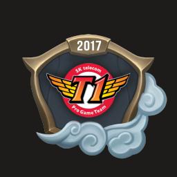 Worlds 2017 SKT T1 Emote