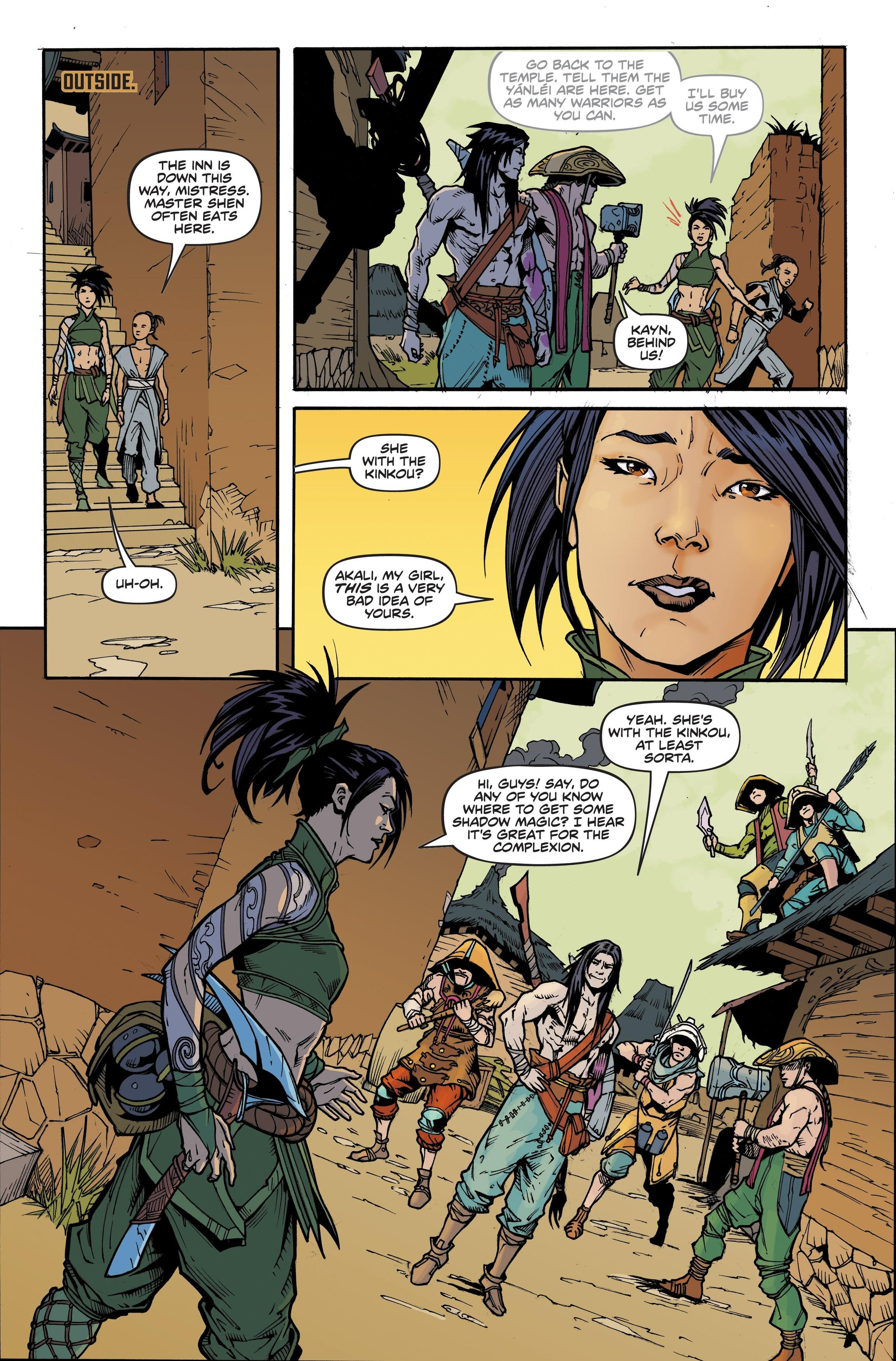 Zed Comic 3 pr13
