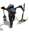 Fiddlesticks Bandito (Sapphire)