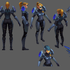 Riot Kayle Update Model 2 (by Riot Artists <a href=