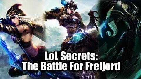 LoL Secrets The Battle for Freljord Quest Explained