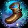 Magisches Schuhwerk Rune