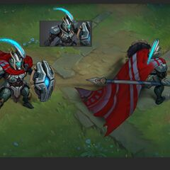 Full Metal Pantheon Update Concept 3 (by Riot Artist <a href=