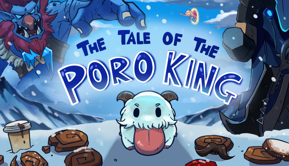 The Tale of the Poro King Cover