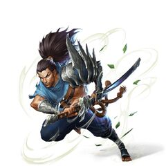 Yasuo Promo 2 (by Riot Artist <a rel=