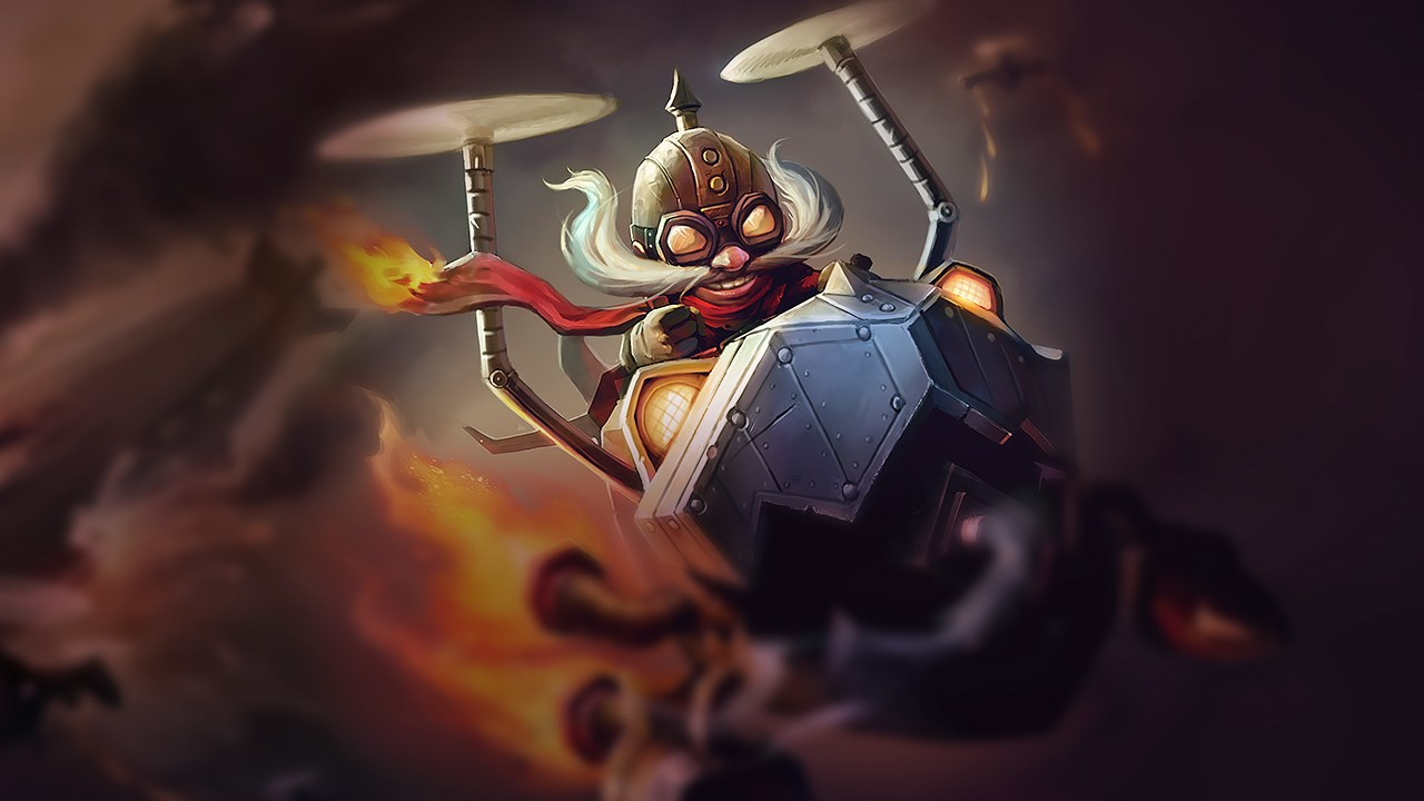Corki OriginalCentered