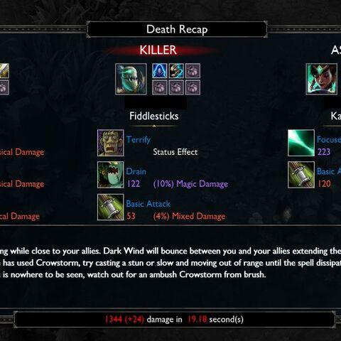Old Death Recap