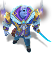 Dr. Mundo FrozenPrinceMundo (Base)