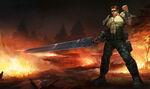 Garen CommandoSkin Ch old