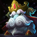 ProfileIcon0748 Icon of the Poro King