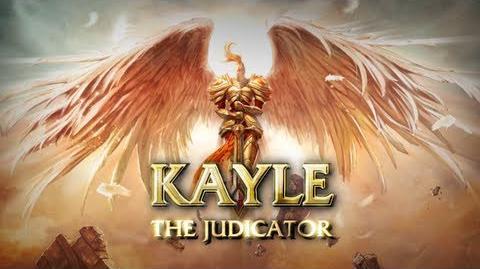 Kayle Champion Spotlight old
