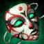 Máscara Assustadora item