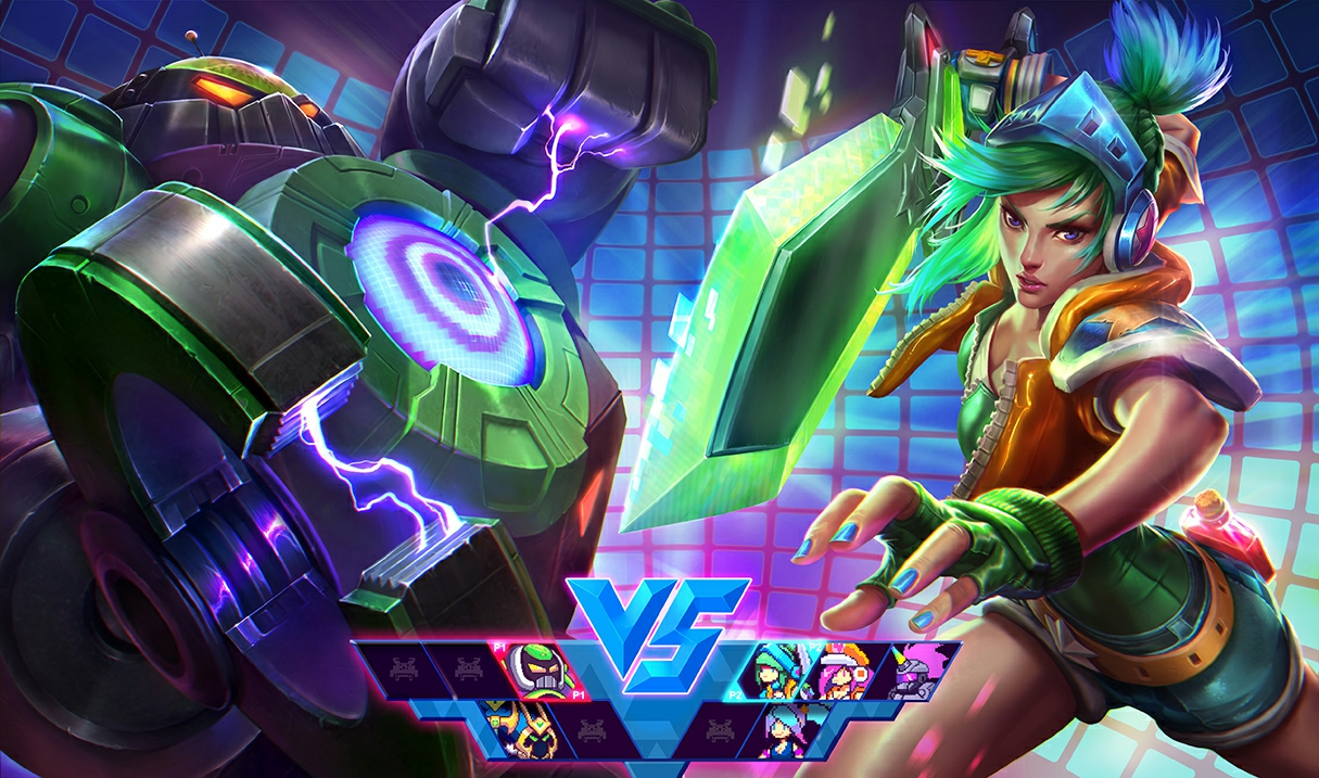 Riven Arcade-Riven S