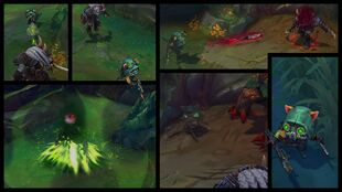 Teemo OmegaSquad Screenshots