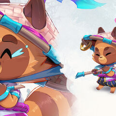 Spirit Blossom Teemo Promo 6 (by Riot Artist <a href=