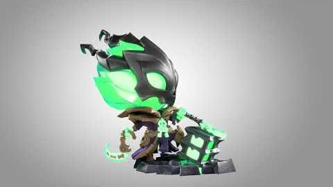 Thresh figure turnable