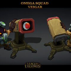 Omega Squad Veigar Model 2 (by Riot Artist <a href=