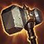 File:Caulfield's Warhammer item.png
