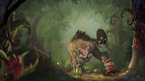 Great Hunt Teemo
