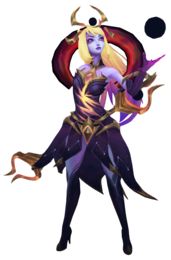 Lux DarkCosmic Render