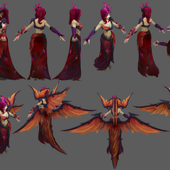 Blackthorn Morgana Update Model 2 (by Riot Artists <a href=