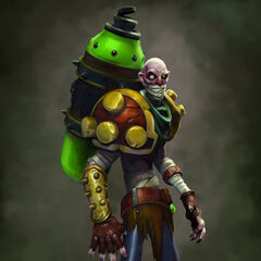 Singed Update Model 2 (by Riot Artist <a href=