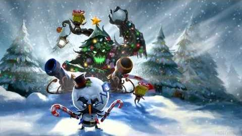 Snowdown Showdown 2011 - Login Screen
