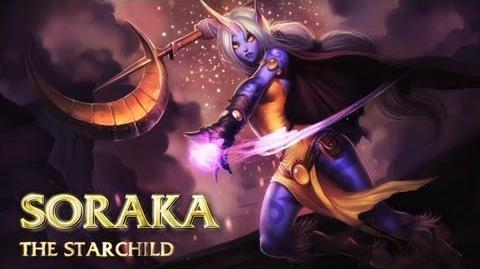 Soraka Champion Spotlight