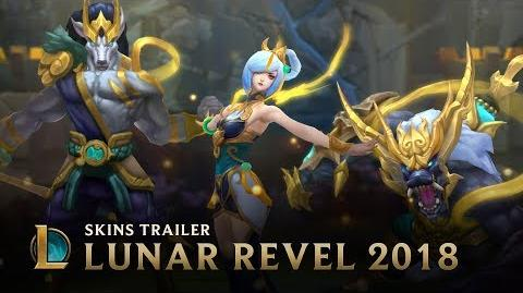 Unite Against The Dark Lunar Revel 2018 Event Trailer - League of Legends