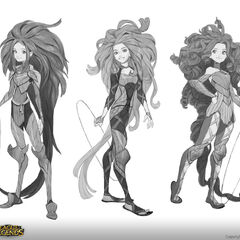 Zoe Concept 13 (by Riot Artist <a href=
