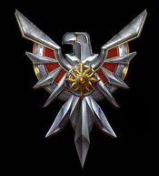 Eiserne Solari Wappen