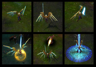 Kayle AetherWing Screenshots