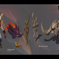 Shadowfire Kindred Model 1 (by Riot Artist <a href=