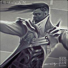 Lucian Concept 2 (by Riot Artist <a href=