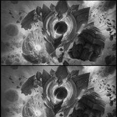 Dark Star Malphite Splash Concept 2 (by Riot Contracted Artist <a href=