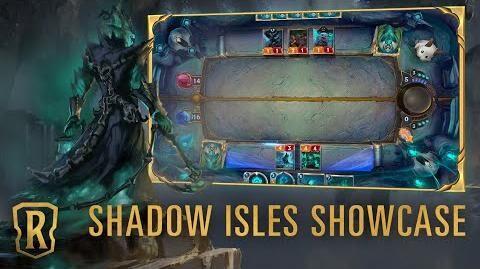 Shadow Isles Region Showcase Gameplay - Legends of Runeterra