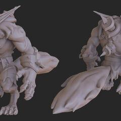 Warwick Update Model 1 (by Riot Artist <a href=