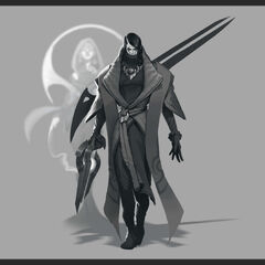Aphelios Concept 8 (by Riot Artist <a href=